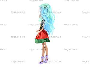 Кукла типа Ever After High с аксессуарами для детей, G-12B, цена