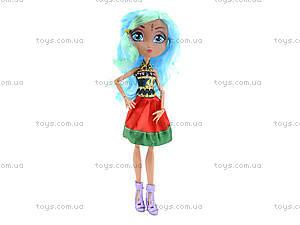 Кукла типа Ever After High с аксессуарами для детей, G-12B, детские игрушки