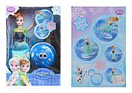Кукла «Frozen» на подставке, ZT8876