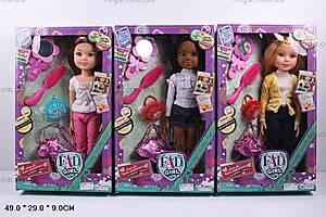 Кукла Fad Girl с аксессуарами, M51100