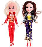 Кукла Fashion с нарядами, MZ0125-2, фото