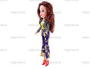 Кукла Fashion с нарядами, MZ0125-2, цена
