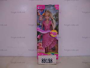 Кукла «Fejiaboa» c одеждой, 89198