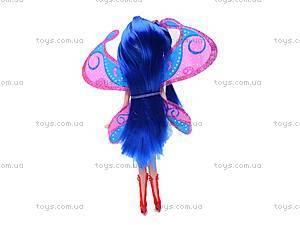 Кукла-фея «Модница», WX799K-6, фото