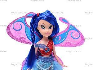 Кукла-фея «Модница», WX799K-6, игрушки