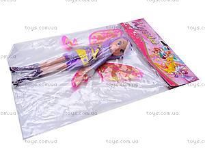 Кукла-фея «Модница», WX799K-6, детские игрушки