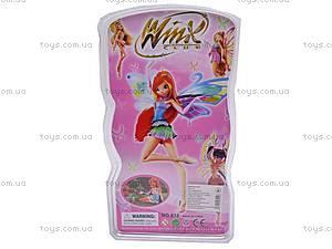 Кукла-фея, с крыльями, 818, купить
