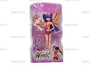 Кукла-фея, с крыльями, 818