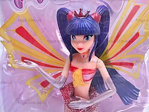 Кукла-фея, с крыльями, 818, фото