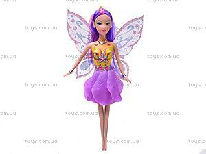 Кукла-фея с крыльями, F2128-2