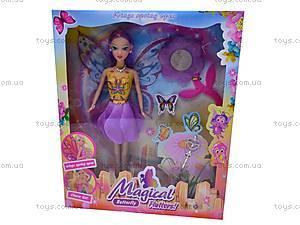 Кукла-фея с крыльями, F2128-2, цена
