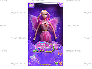 Кукла-фея со светящимися крыльями, MJN666, цена