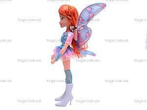 Кукла фея с крылышками, 825, купить