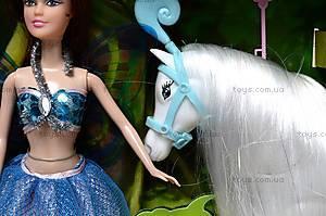 Кукла «Фея» с лошадью, NM588908-7, фото
