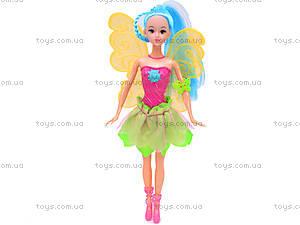 Кукла Фея с платьем, 8618