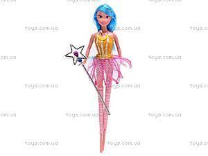 Кукла «Фея», с расческой, 36029
