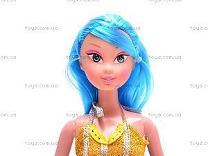 Кукла «Фея», с расческой, 36029, отзывы
