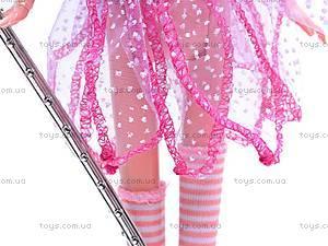 Кукла «Фея», с расческой, 36029, магазин игрушек