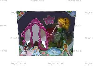 Кукла «Фея», с зеркалом, 2001, купить
