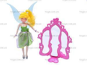 Кукла «Фея», с зеркалом, 2001