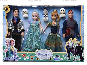 Кукла «Фроузен» набором в коробке, 20100В, купить