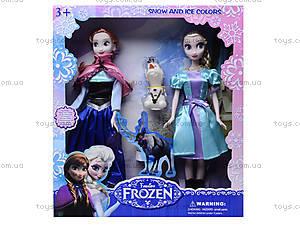 Набор кукол Frozen, 3107, фото
