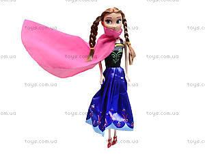 Кукла из мультфильма «Холодное сердце», BX2014-2, toys