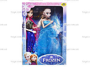 Набор кукол из мультика Frozen, BX2014-1, фото