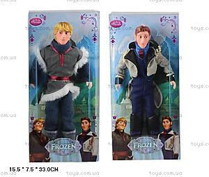 Кукла «Frozen» мальчик шарнирный, ZT8852AB
