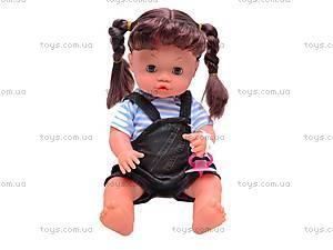 Кукла функциональная с горшком, 30700D28