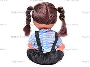 Кукла функциональная с горшком, 30700D28, детские игрушки