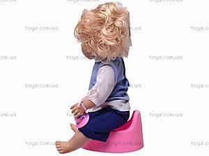 Кукла функциональная «Валюша», SY0901-44, игрушки