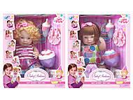 Кукла функциональная с кексом и аксессуарами , A321AB, фото