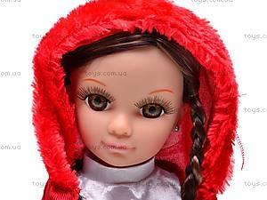 Кукла «Героиня сказки», 88116/1-2/-3, детские игрушки