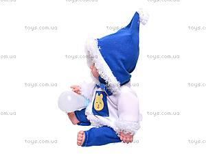 Кукла говорящая «Малышки» с аксессуарами, 13007-1A, фото