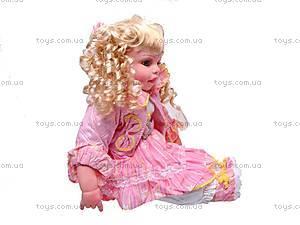 Кукла говорящая «Василиса», 4 сказки, T2580R, отзывы