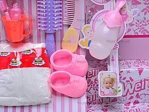 Кукла интерактивная для девочки, 30700E4, игрушки