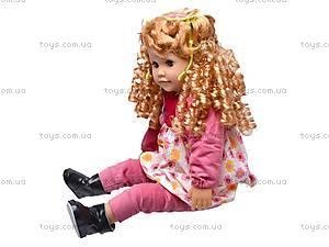 Кукла интерактивная «Наташенька», MY073, фото