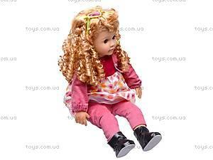 Кукла интерактивная «Наташенька», MY073, цена