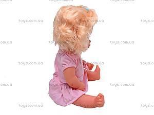 Кукла интерактивная с горшком, 30700B27, фото