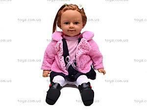 Кукла интерактивная «Танюша», MY041
