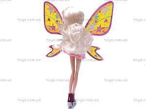 Кукла из мультика Winx, 823, фото