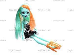 Кукла из серии «Школа монстров», 301A, отзывы
