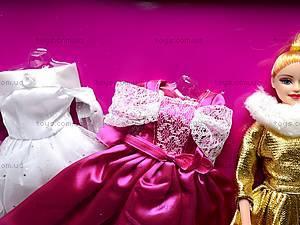 Кукла Jennifer, с платьями, 888A/B, отзывы
