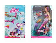 Кукла «Джинни» русалочка, 83233