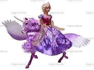 Кукла Jinni с единорогом, 83189