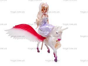 Кукла Jinni, с единорогом, 83114, купить