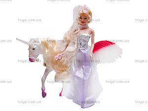 Кукла Jinni, с единорогом, 83114, фото