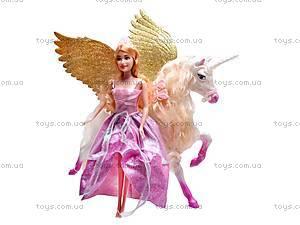 Кукла Jinni с пегасом, 83147