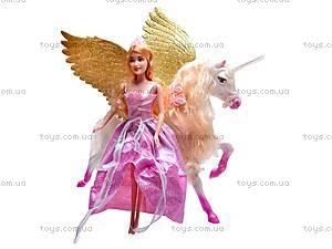 Кукла Jinni с пегасом, 83147, цена